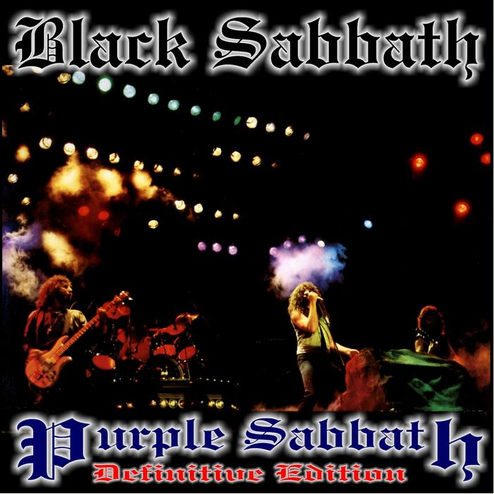 Rock Anthology Black Sabbath Purple Sabbath