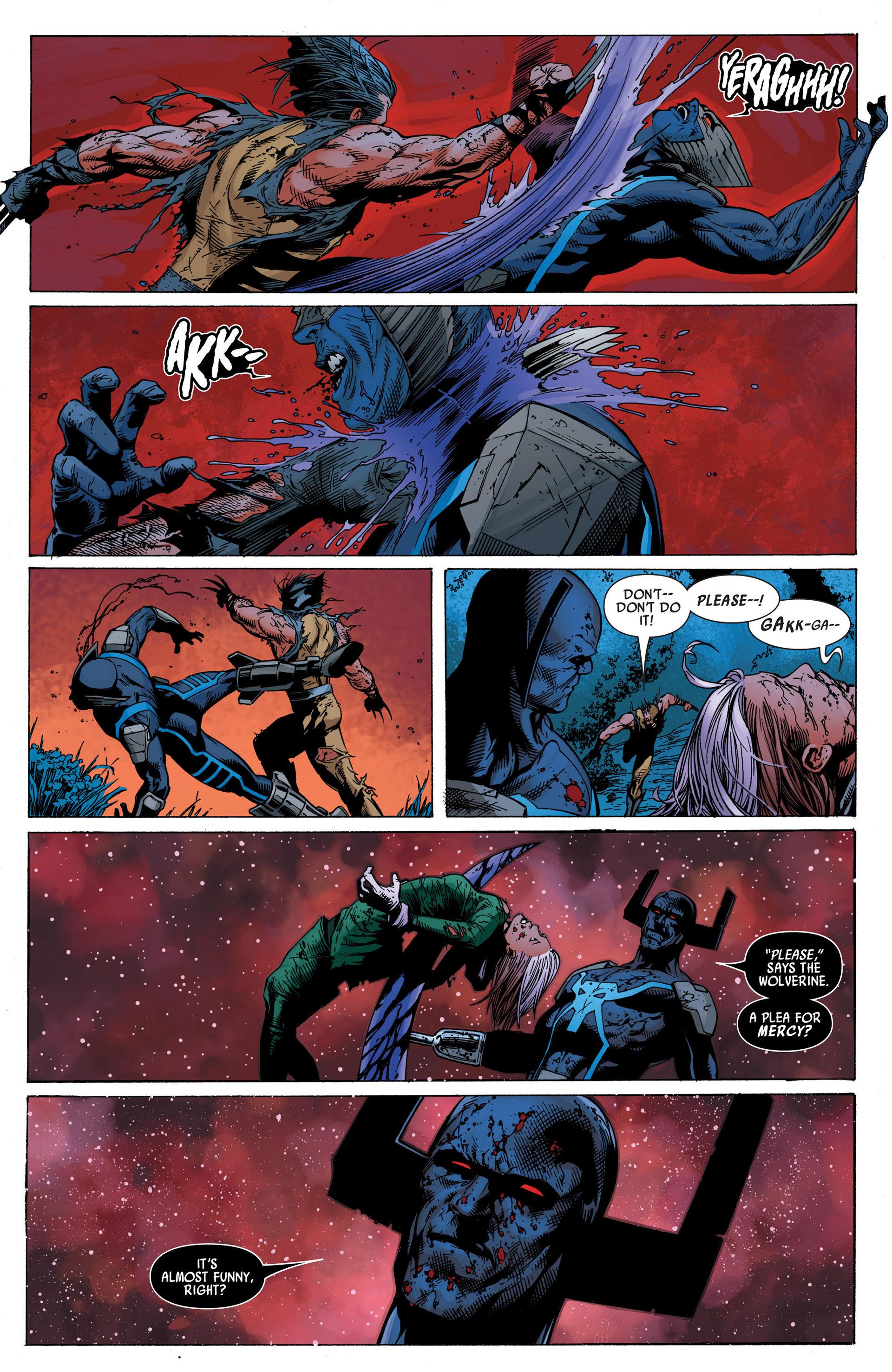 Read online Uncanny Avengers (2012) comic -  Issue #14 - 19