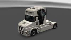 Elf Skin for Scania T