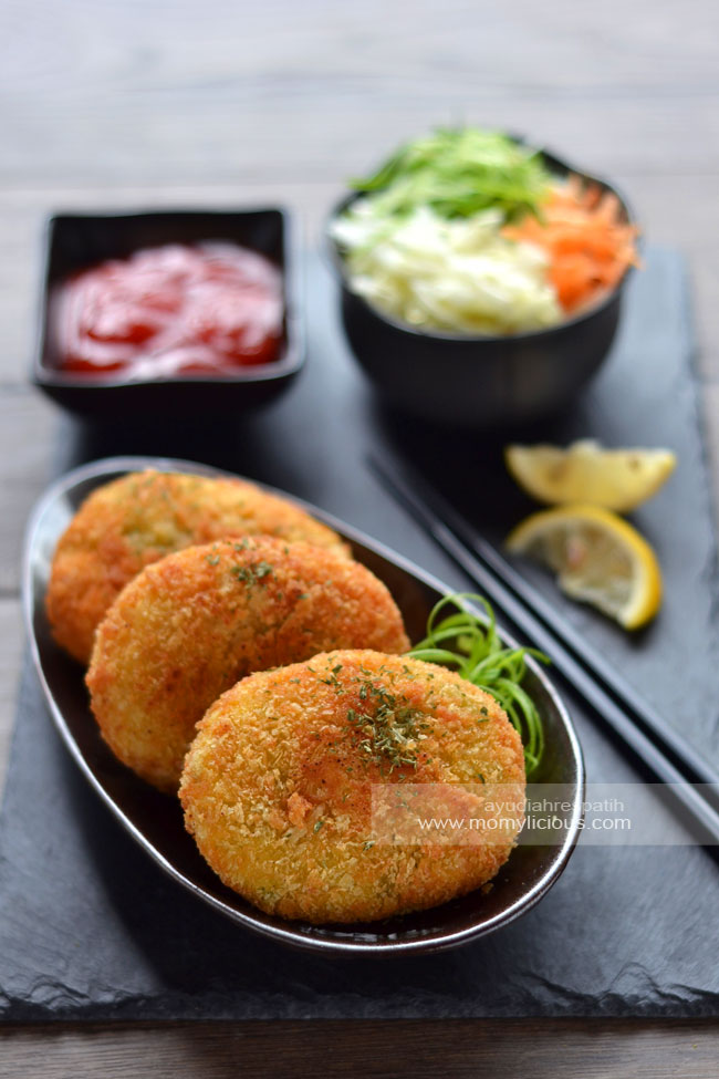 Japanese Cheesey Korokke
