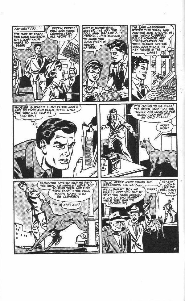 Read online Men of Mystery Comics comic -  Issue #47 - 12
