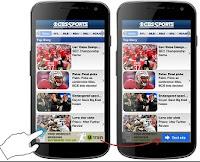 Stop ai click accidentali da Mobile