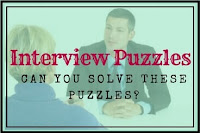 Interview Puzzles