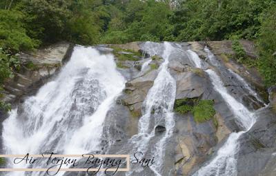 Tempat Wisata Sumatera Barat Yang Kekinian Air Terjun Bayang Sani