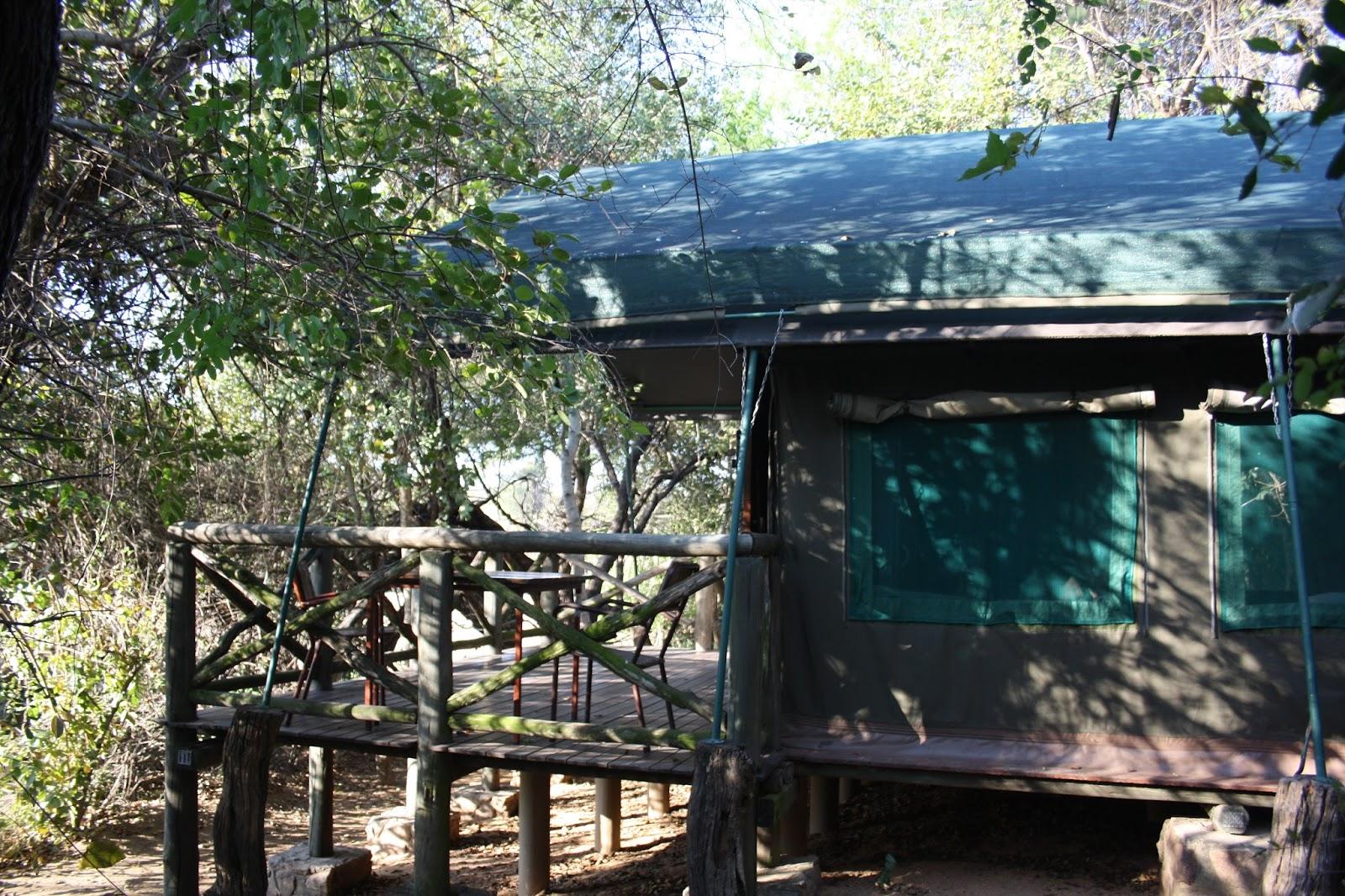 Characterstays Tamboti Tented Camp Kruger National Park