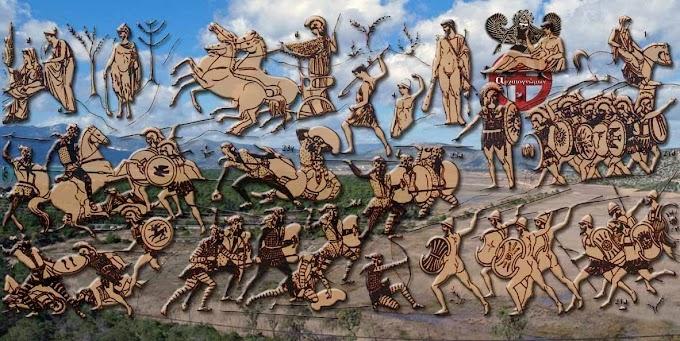 Οι μυθικές διαστάσεις της νίκης στη μάχη του Μαραθώνα