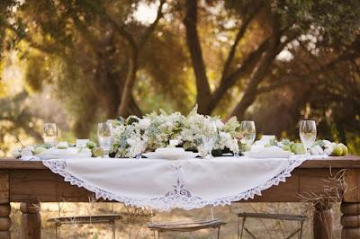 centrotavola matrimonio ecologico