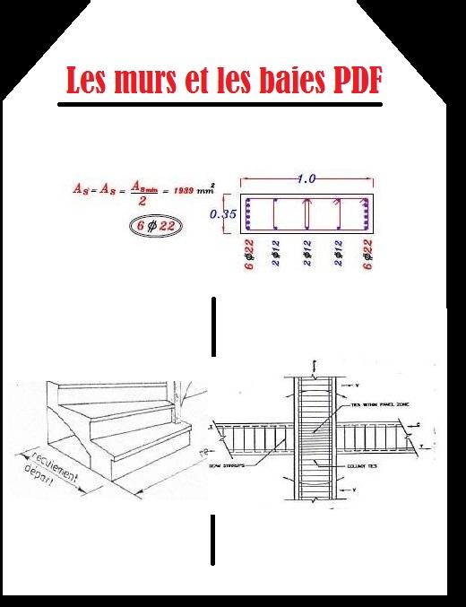 Different Type De Mur les murs et les baies pdf - book | batiment | architecture