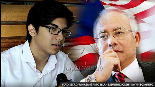 Syed Saddiq Padam Rekod Najib Razak Selaku Menteri Termuda