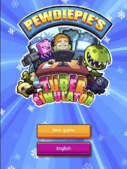 PewDiePie Tuber Simulator Mod Apk v1.17.0 Unlimited Money Terbaru