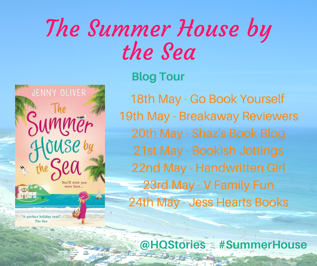 The Summer House by the Sea by Jenny Oliver