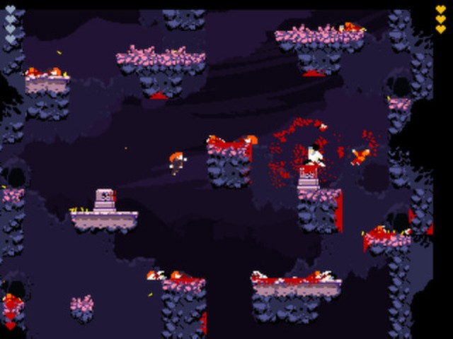 Samurai Gunn PC Games Gameplay