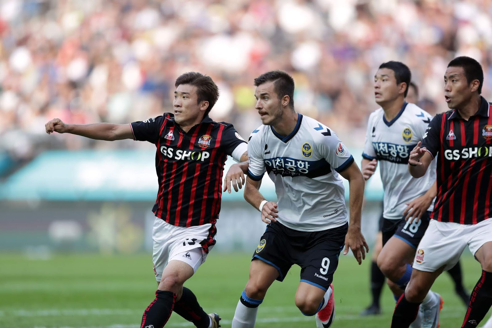 Preview: FC Seoul vs Incheon United K League 1 Gyeongin Derby