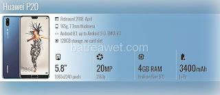 22. Huawei P20