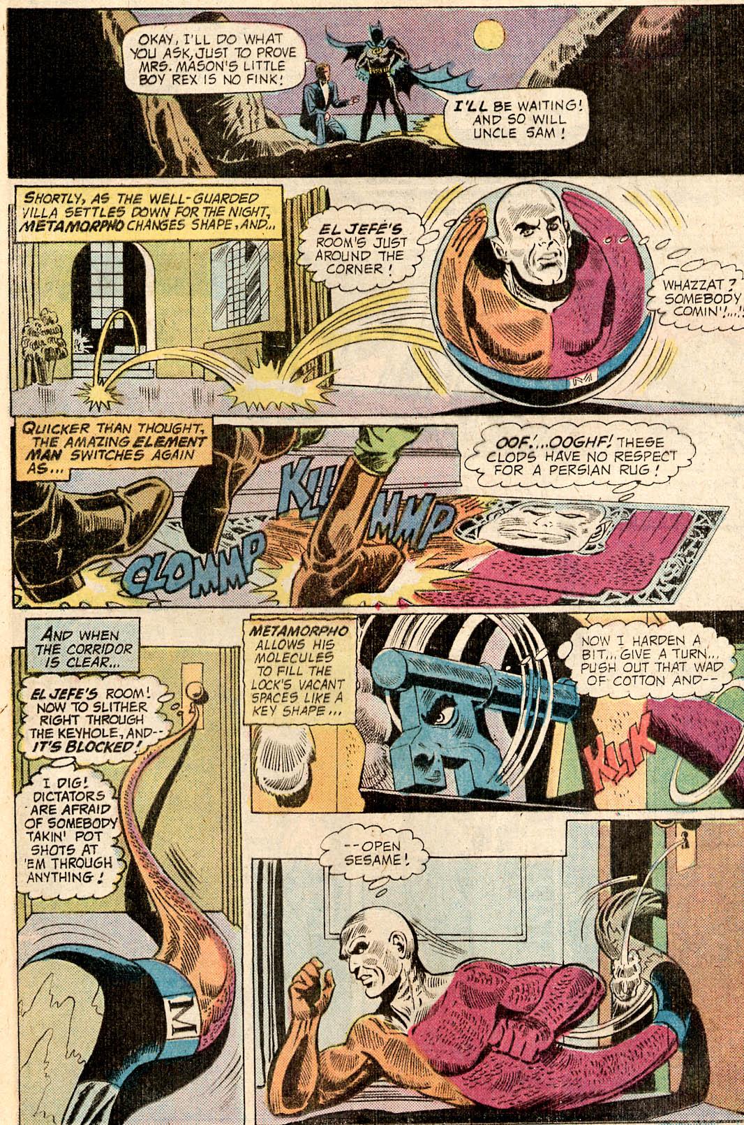 Read online World's Finest Comics comic -  Issue #226 - 13