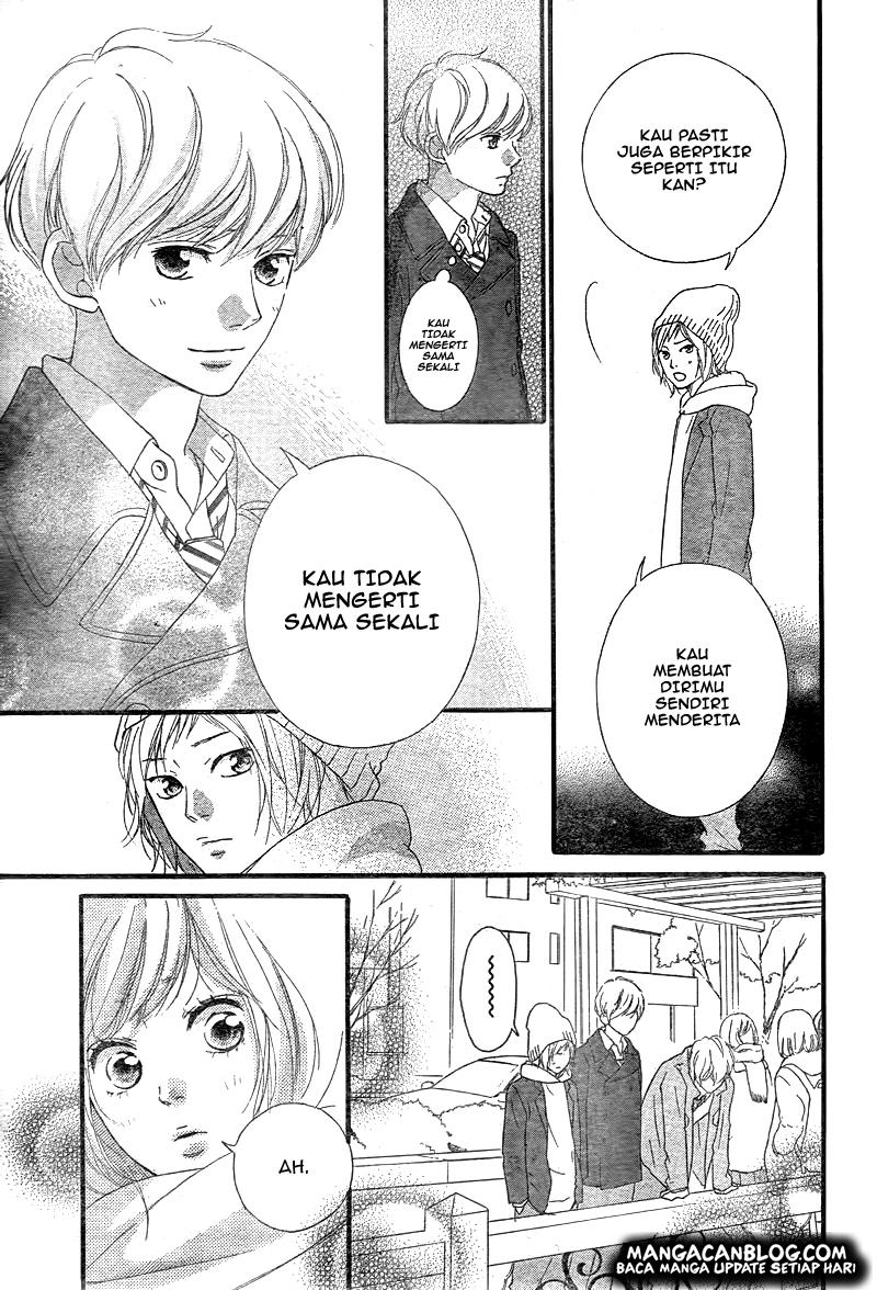 Ao Haru Ride Chapter 38-13