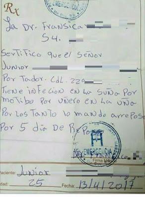 reposo medico en venezuela