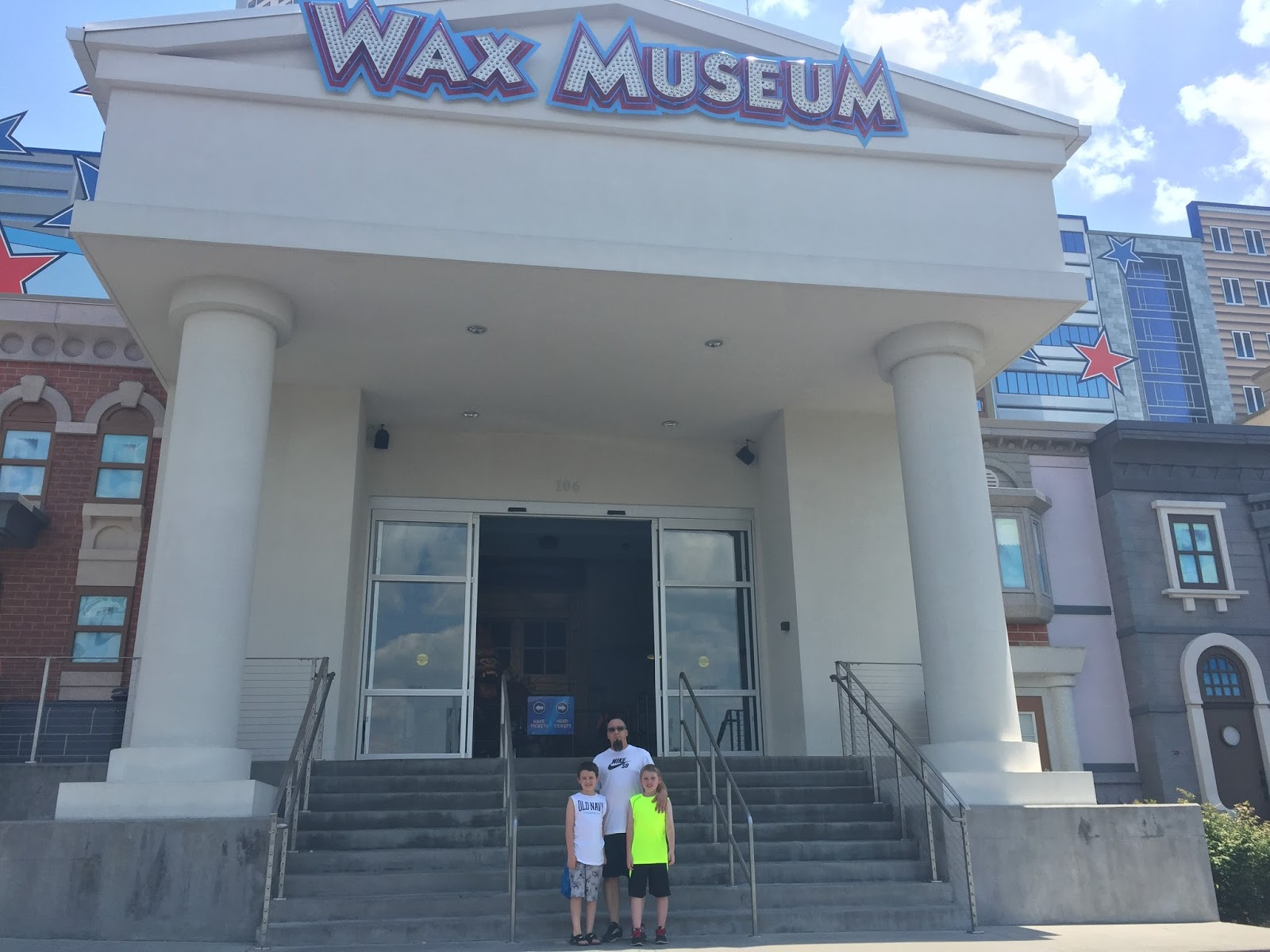 Our Appalachia Homeschool : Hollywood Wax Museum