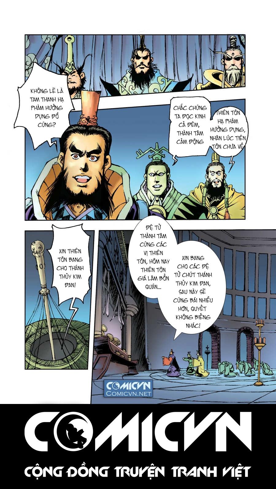 Tây Du Ký màu - Chapter 86 - Pic 22