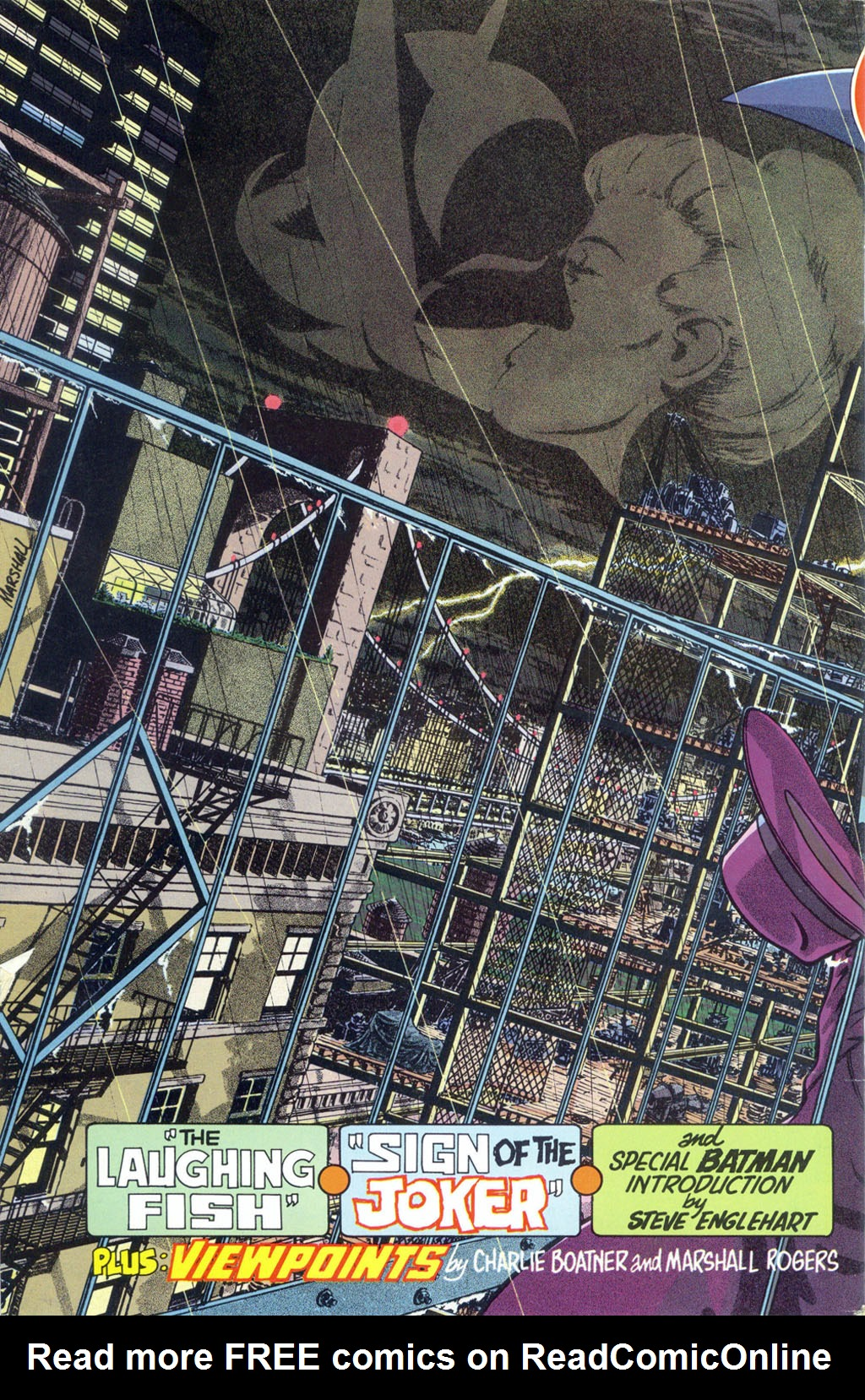 Read online Shadow of the Batman comic -  Issue #4 - 45