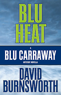 Book Showcase: Blu Heat by David Burnsworth