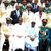 President Buhari attends National Defence College graduation ceremony (PHOTOS)