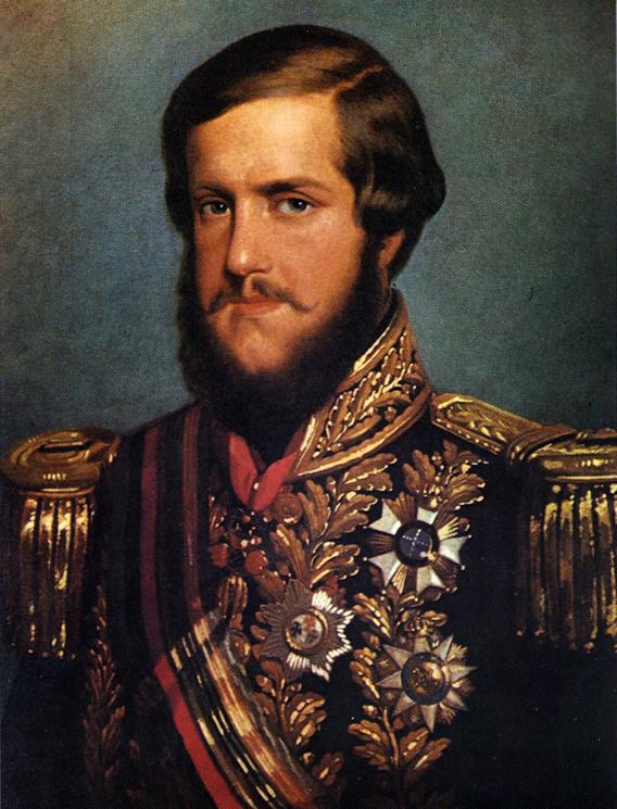 Emperor Pedro II