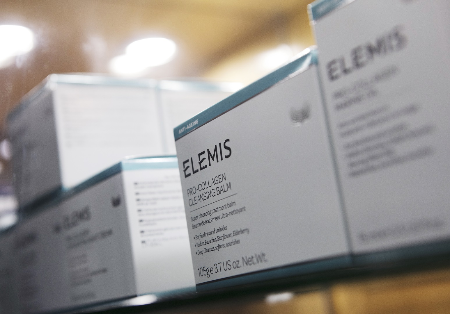 Elemis Pro Collagen Cleansing Balm at the Matfen Hall Spa