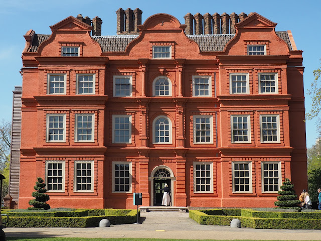 Kew Gardens--palace