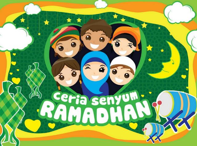 Membiasakan Puasa di Bulan Ramadhan