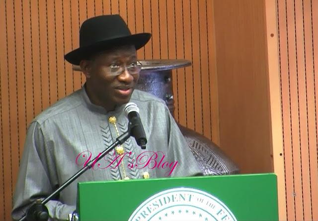 NASS siege: What Goodluck Jonathan said about Buhari, APC government