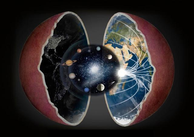 Teori Bumi Berongga