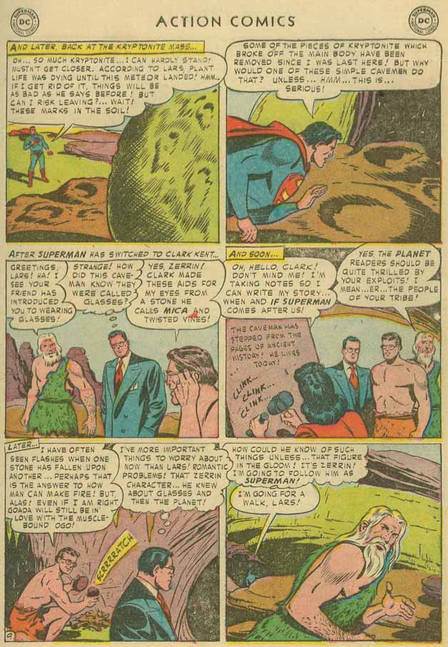 Read online Action Comics (1938) comic -  Issue #169 - 12