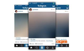 Penting!!! Atur Ukuran Foto Instagram Agar Tidak Terpotong dan Pecah