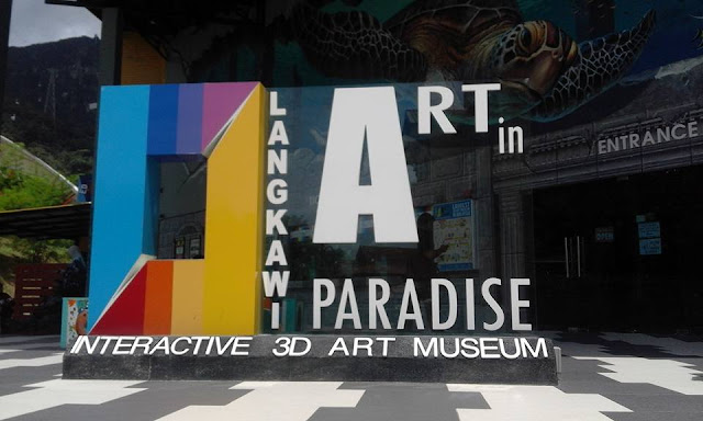 Short Vacay Langkawi : Interactive 3D Art Museum