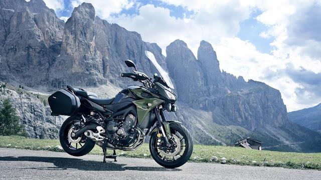 Kelebihan dan Kekurangan Moge Yamaha MT 09 Tracer