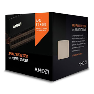 AMD Vishera FX-8350 - box