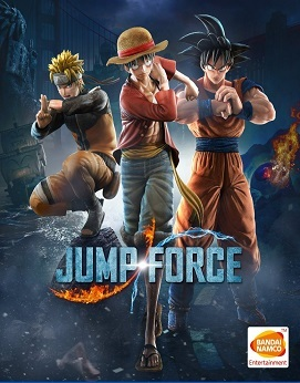 Jump Force Jogos Torrent Download capa
