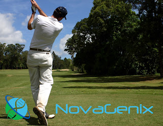 Back Pain from golf can stop a player, but platelet rich plasma at NovaGenix in Jupiter, can help treat back pain