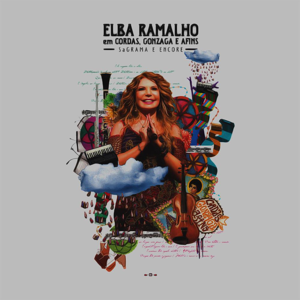 Elba Ramalho - Cordas, Gonzaga e Afins [2015]