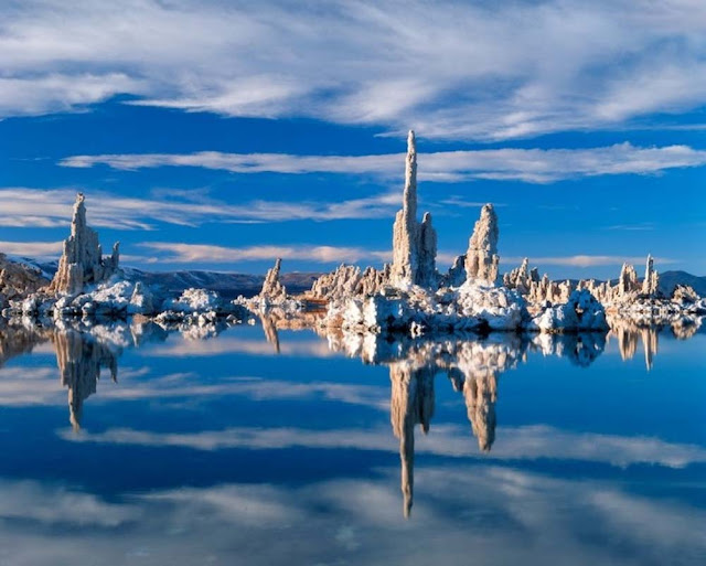 Mono Lake – California - EUA