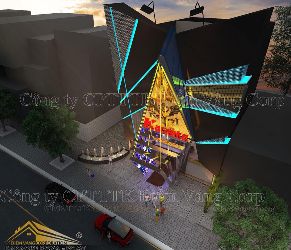 Thiết kế phòng karaoke 3D Ảnh Full chất lượng cao 7