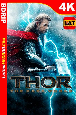 Thor: Un Mundo Oscuro (2013) Latino Ultra HD 4K BDRIP 2160P ()