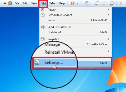 حل مشكلة عدم عمل الأنترنت في النظام الوهمي vmware workstation وال virtual box