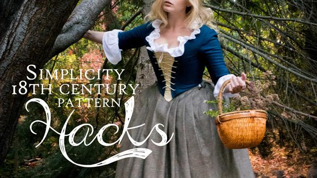 18th Century Stays Boning Patterns American Duchess
