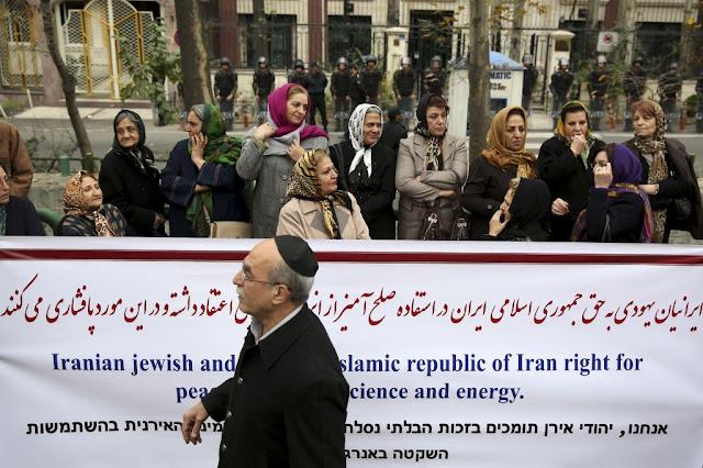 Populasi Yahudi di Iran
