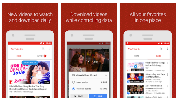 free download app youtube go
