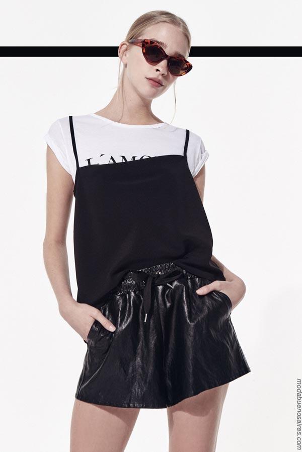 Moda primavera verano 2019. │ Ropa de mujer,  moda primavera verano 2019. │ Moda 2019.