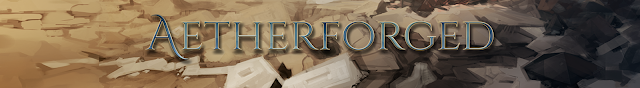 AetherForged moba game