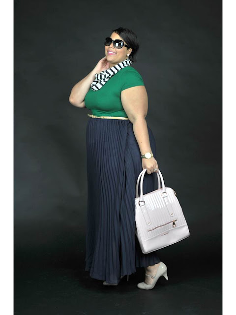 Nautical Trend, Plus Size Blog